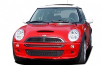 2006 MINI Cooper Hardtop 2-door Coupe S Angular Front Exterior View