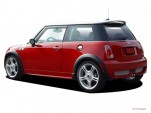 2006 MINI Cooper Hardtop 2-door Coupe S Angular Rear Exterior View