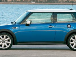 2006 MINI Cooper Hardtop S