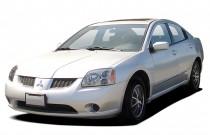 2006 Mitsubishi Galant 4-door Sedan ES 2.4L Auto Angular Front Exterior View