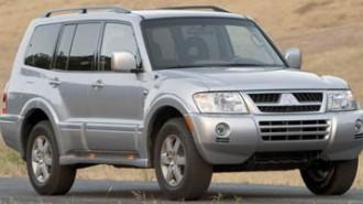 2006 Mitsubishi Montero LTD