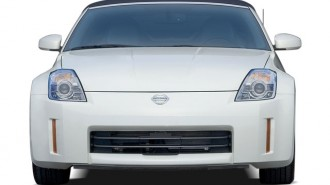 2006 Nissan 350Z 2-door Roadster Grand Touring Auto Front Exterior View