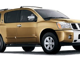 2006 Nissan Armada LE