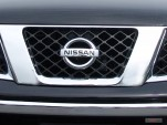 2006 Nissan Frontier LE King Cab V6 Auto 2WD Grille