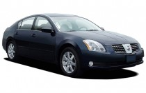 2006 Nissan Maxima 4-door Sedan SL Auto Angular Front Exterior View