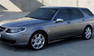 2006 Saab 9-5 Photos