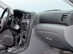 2006 Subaru Baja 4-door Sport Manual Dashboard