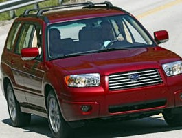 2006 Subaru Forester 2.5 X
