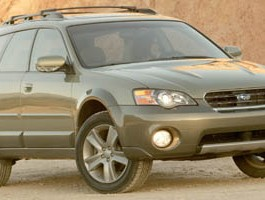 2006 Subaru Legacy Wagon Outback 3.0 R