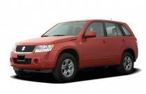 2006 Suzuki Grand Vitara 4-door Auto 4WD Angular Front Exterior View