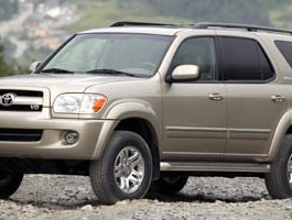 2006 Toyota Sequoia SR5