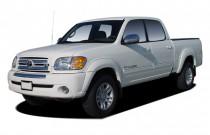 2006 Toyota Tundra DoubleCab V8 SR5 (Natl) Angular Front Exterior View
