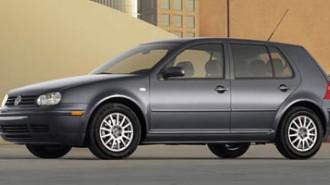 2006 Volkswagen Golf GLS TDI Manual