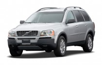 2006 Volvo XC90 4.4L V8 AWD Auto Angular Front Exterior View