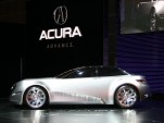 2006 Acura Advance Sedan Concept