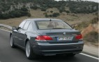 2005-2008 BMW 7-Series Recalled Due To Potential Roll-Away Issue