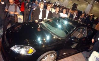 2005 Los Angeles Auto Show, Part I