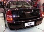 2006 Chrysler 300C, Beijing Auto Show