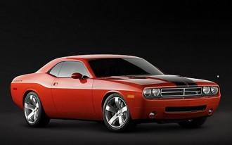 Dodge Challenger Muscles Into Detroit