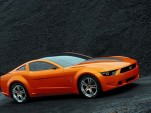2006 Ford Mustang by Giugiaro Concept