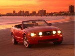 2006 Ford Mustang GT Convertible - front