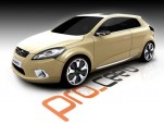 2006 Kia Pro-Cee'd concept
