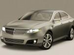 2006 Lincoln MKS Concept