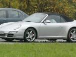 2006 Porsche 911 Cabriolet