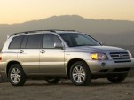 2006 Toyota Highlander Hybrid Engine Stalling Investigated
