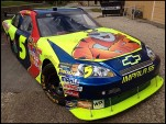 2007 #5 Kellogg's NASCAR Car of Tomorrow for auction