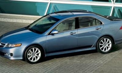2007 Acura TSX Photos