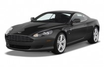 2007 Aston Martin DB9 2-door Coupe Auto Angular Front Exterior View