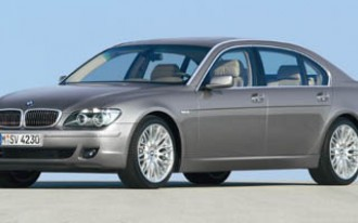 BMW Recalls 2005-2007 7-Series To Fix Software Glitch