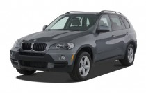 2007 BMW X5-Series AWD 4-door 3.0si Angular Front Exterior View