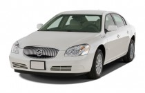 2007 Buick Lucerne 4-door Sedan V6 CX Angular Front Exterior View