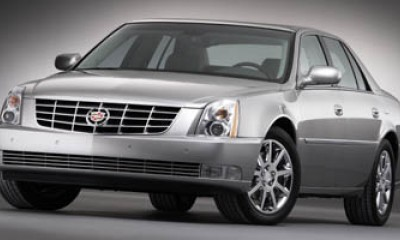 2007 Cadillac DTS Photos