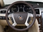 2007 Cadillac Escalade AWD 4-door Steering Wheel