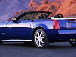 2007 Cadillac XLR 