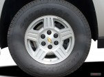 2007 Chevrolet Avalanche 2WD Crew Cab 130&quot; LS Wheel Cap
