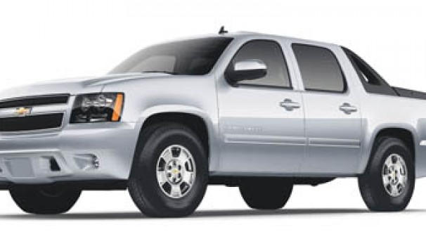 2007 chevrolet avalanche chevy review ratings specs prices and photos the car connection. Black Bedroom Furniture Sets. Home Design Ideas