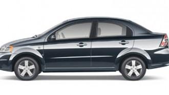 2007 Chevrolet Aveo LS