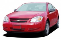 2007 Chevrolet Cobalt 2-door Coupe LS Angular Front Exterior View