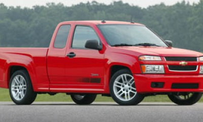 2007 Chevrolet Colorado Photos
