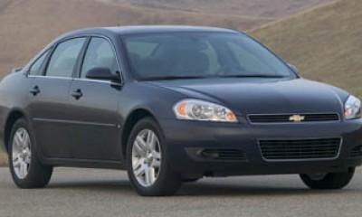 2007 Chevrolet Impala Photos