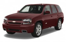 2007 Chevrolet TrailBlazer 2WD 4-door SS Angular Front Exterior View