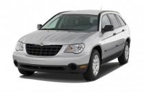 2007 Chrysler Pacifica 4-door Wagon FWD Angular Front Exterior View