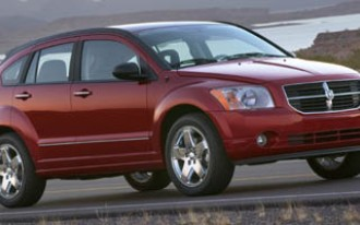 2007 Dodge Caliber In New Sticky Accelerator Pedal Probe