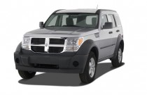 2007 Dodge Nitro 2WD 4-door SXT Angular Front Exterior View