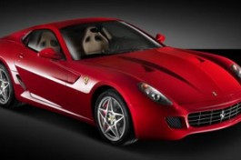 2007 Ferrari 599 GTB Fiorano 