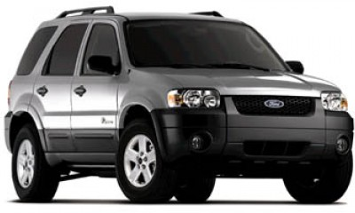 2007 Ford Escape Photos